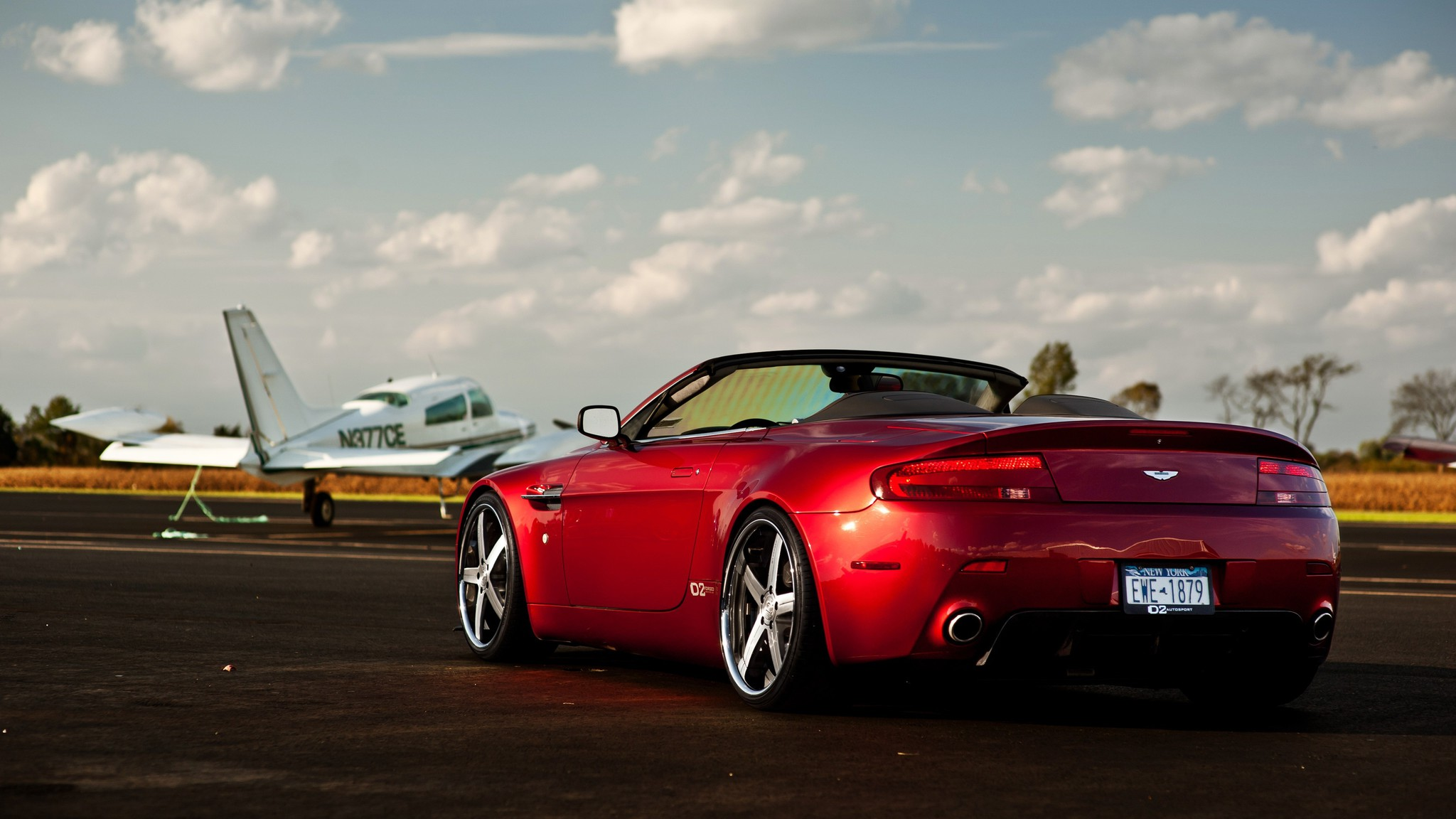aston martin v8 vantage cabrio cars vehicles wallpaper. Black Bedroom Furniture Sets. Home Design Ideas