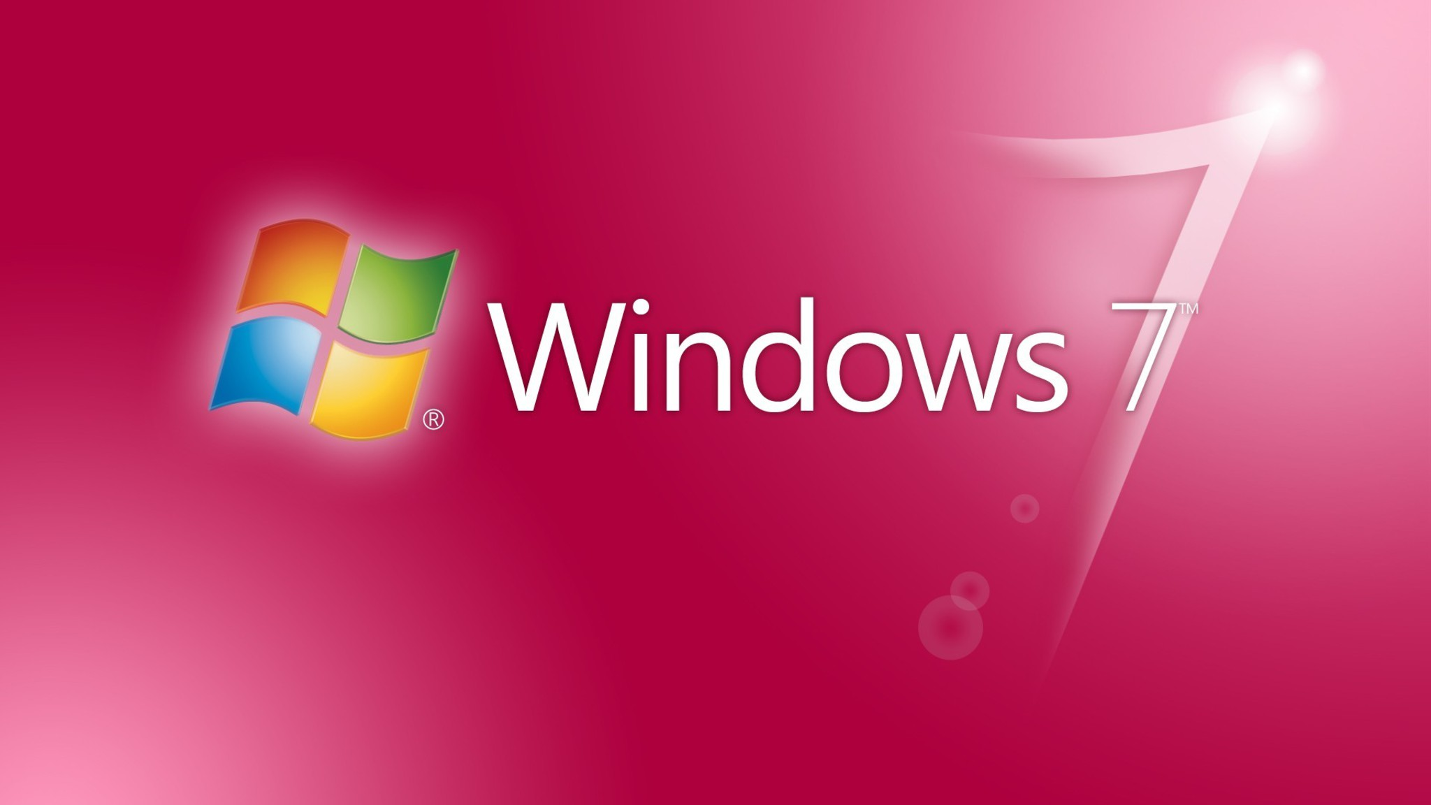 pink windows 7 wallpaper | allwallpaper.in #4190 | pc | en
