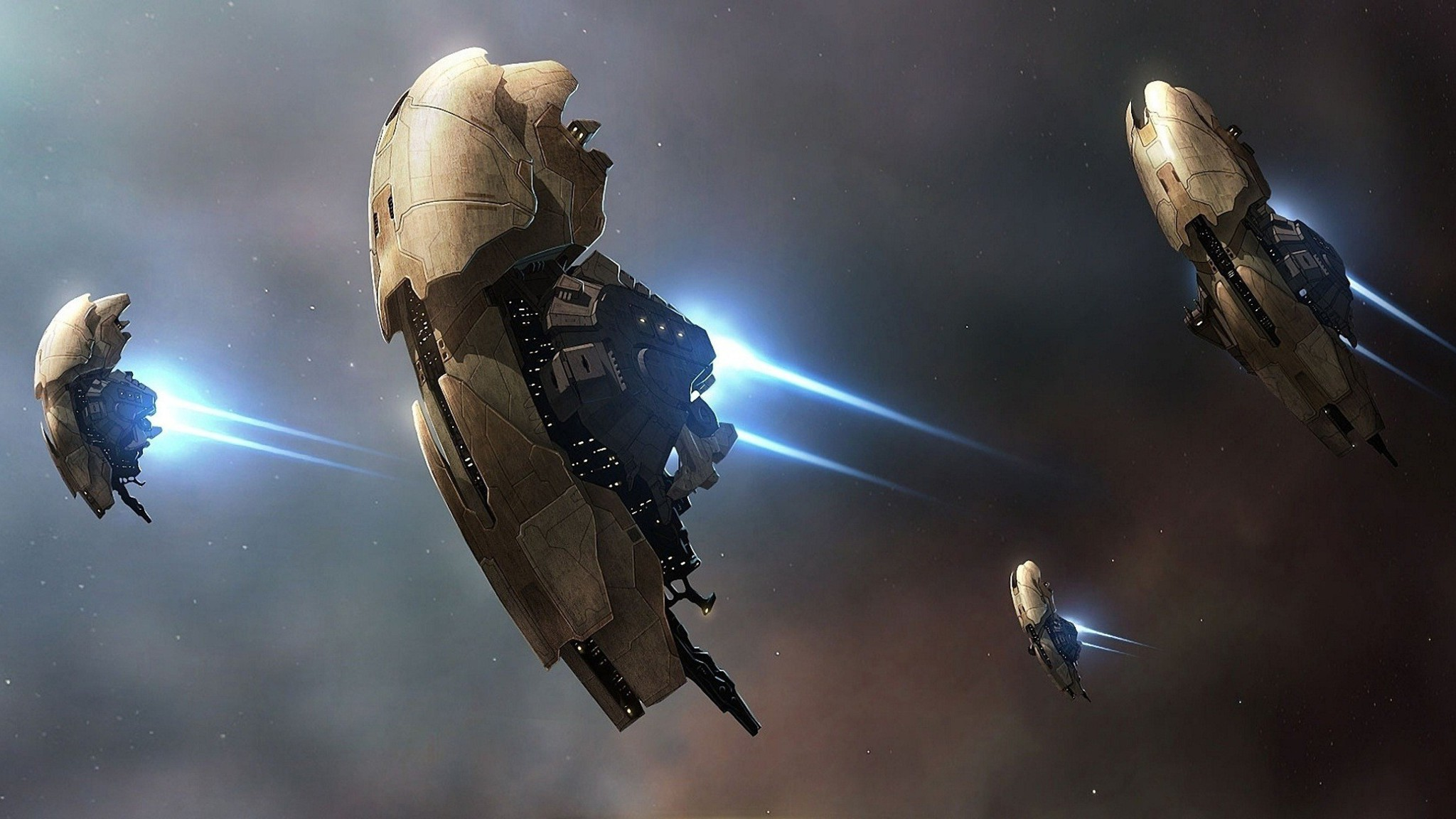 Eve online pc futuristic outer space games wallpaper ...