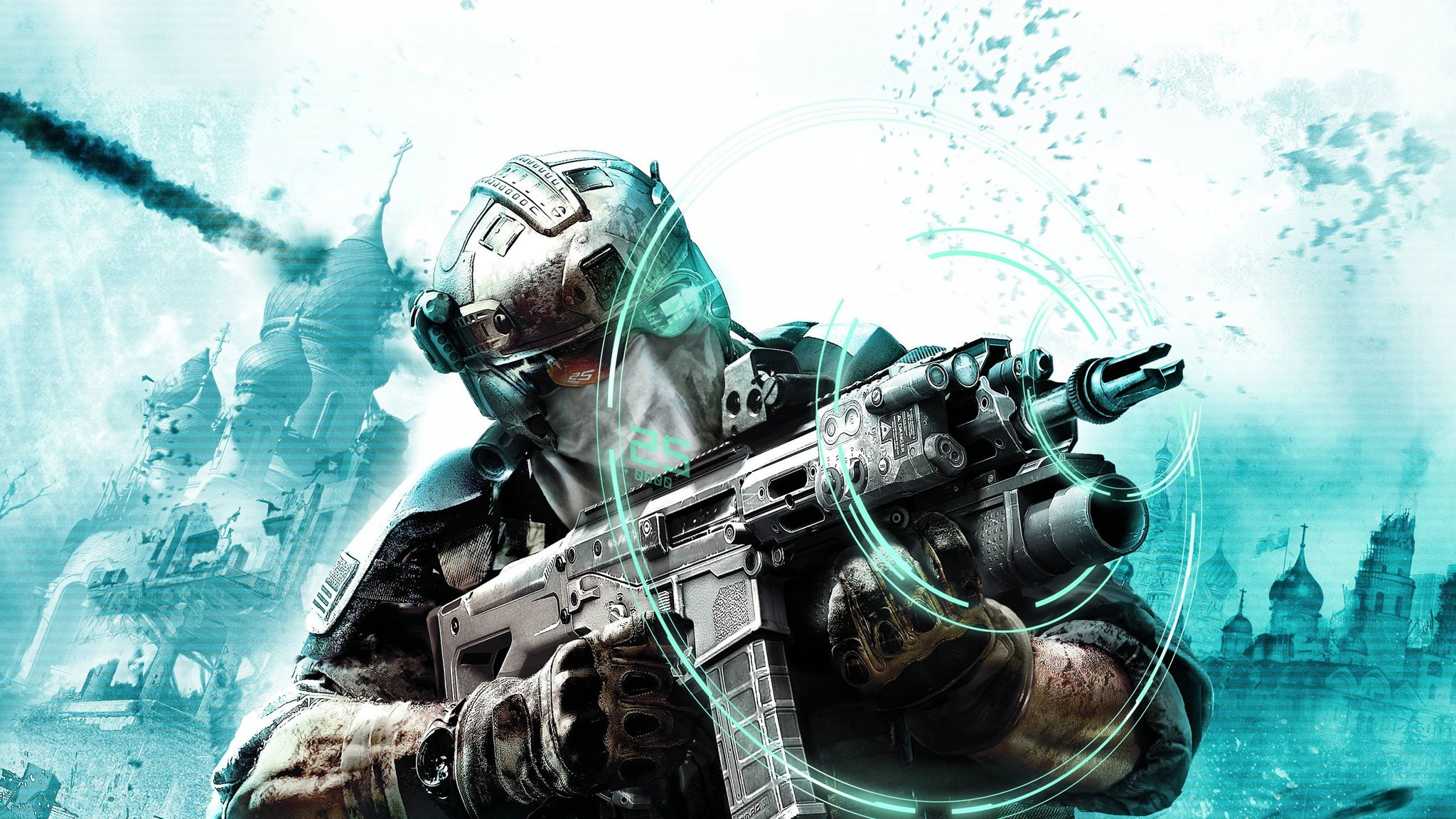 Futuristic Weapons Technology Ghost Recon Future Soldier