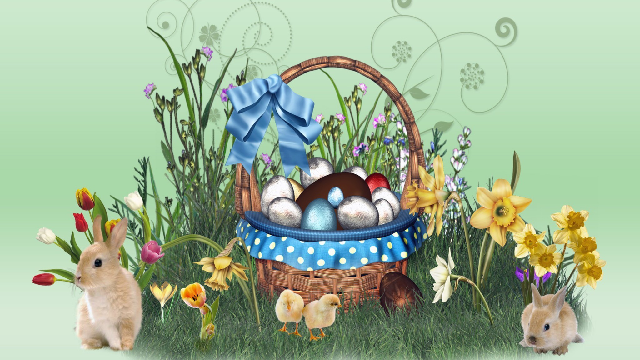free spring wallpaper for ipad 2