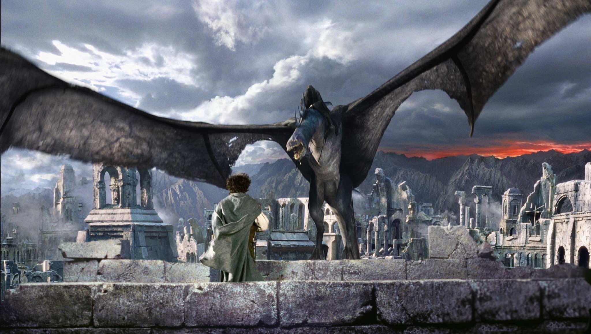 Lord Of The Rings Battle Of Angmar