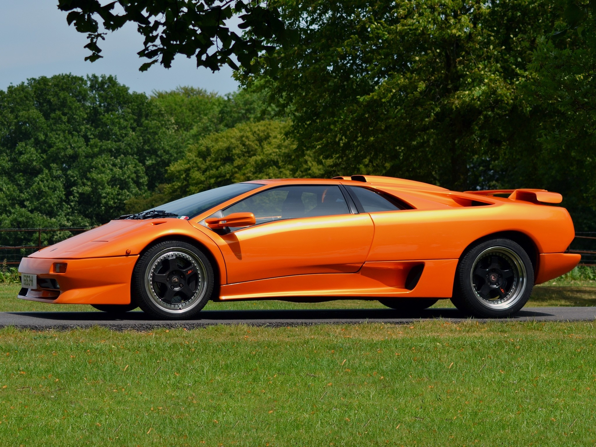 Lamborghini Diablo Sv Cars Wallpaper Allwallpaper In 12263 Pc En