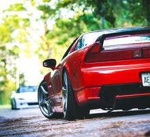 Rear view ilds i love driving slow HD wallpaper
