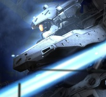 Armored Core Science-Fiction- Technologie  HD wallpaper