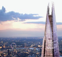 Architecture the shard HD wallpaper