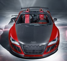 Abt audi r8 gt spyder german cars HD wallpaper
