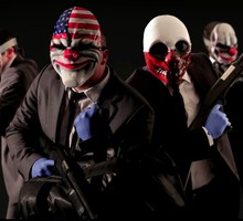 Payday game the heist HD wallpaper