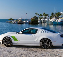 Ford mustang 2014 roush side stage 3 HD wallpaper