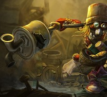 League of legends trundle HD wallpaper