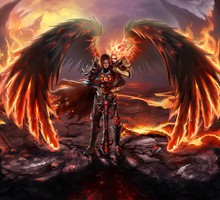 Might and Magic: Heroes VI Feuer  HD wallpaper