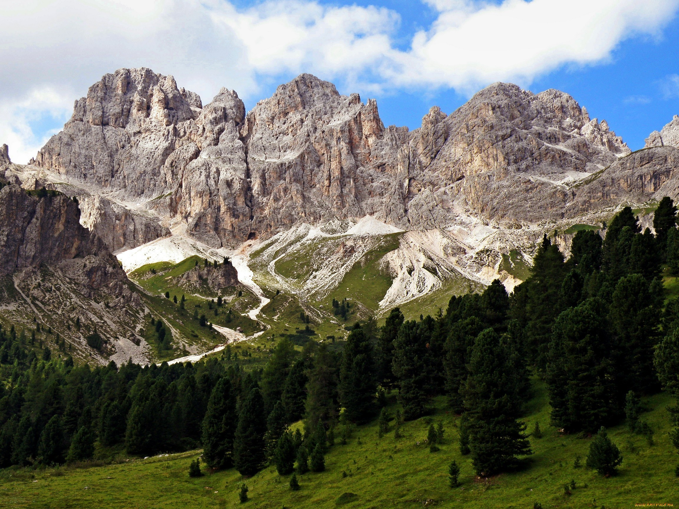 mountains landscapes nature italy alps wallpaper | allwallpaper.in
