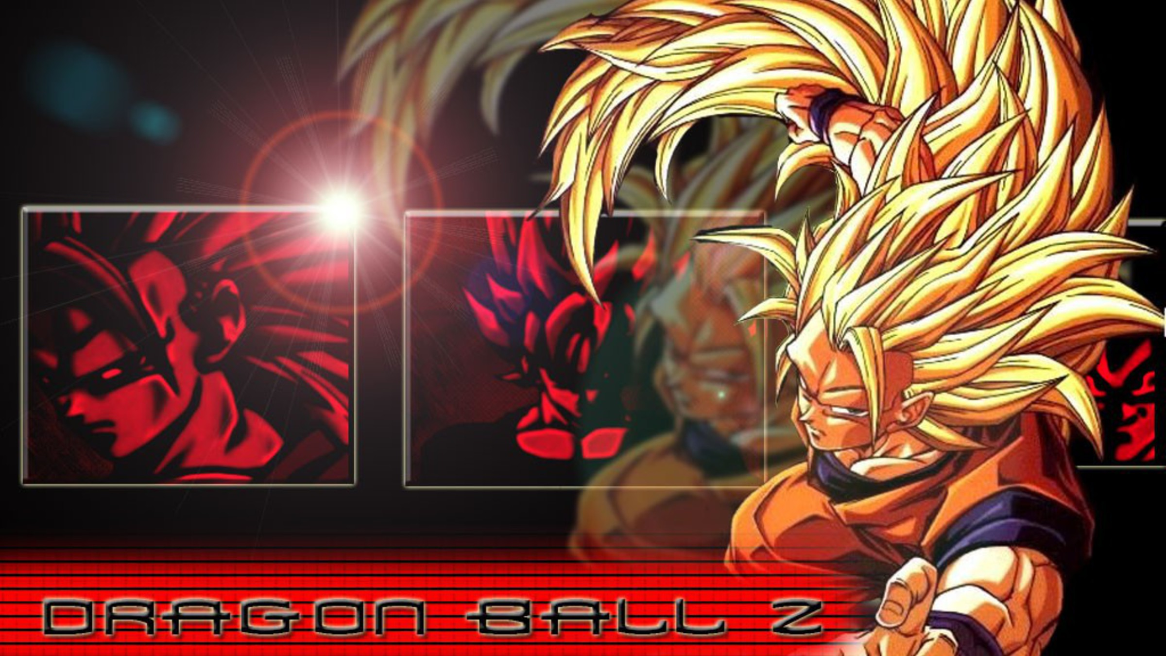 Son Goku Dragon Ball Z Ssj Wallpaper  AllWallpaperin