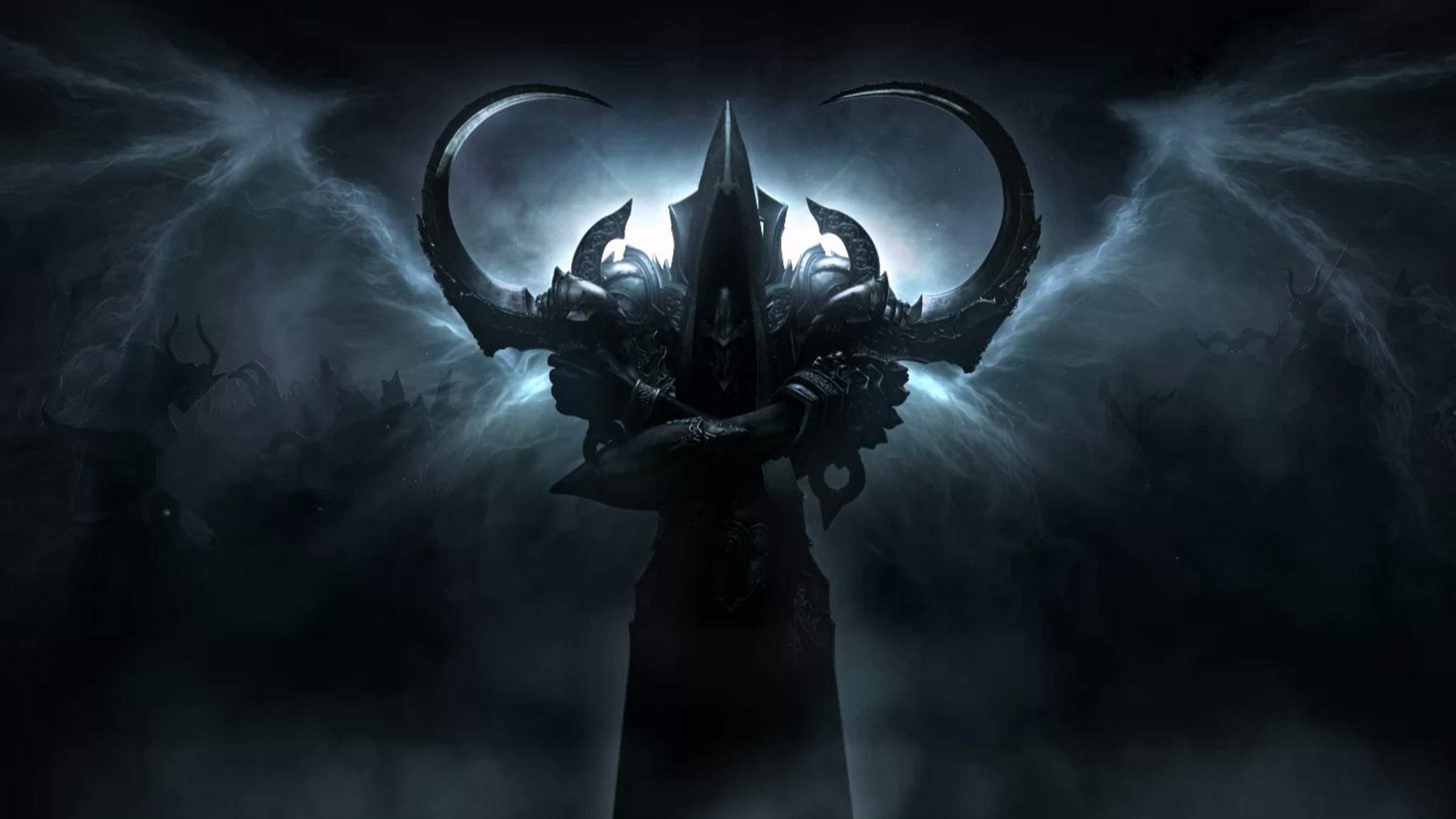 Diablo iii malthael reaper of souls wallpaper ...