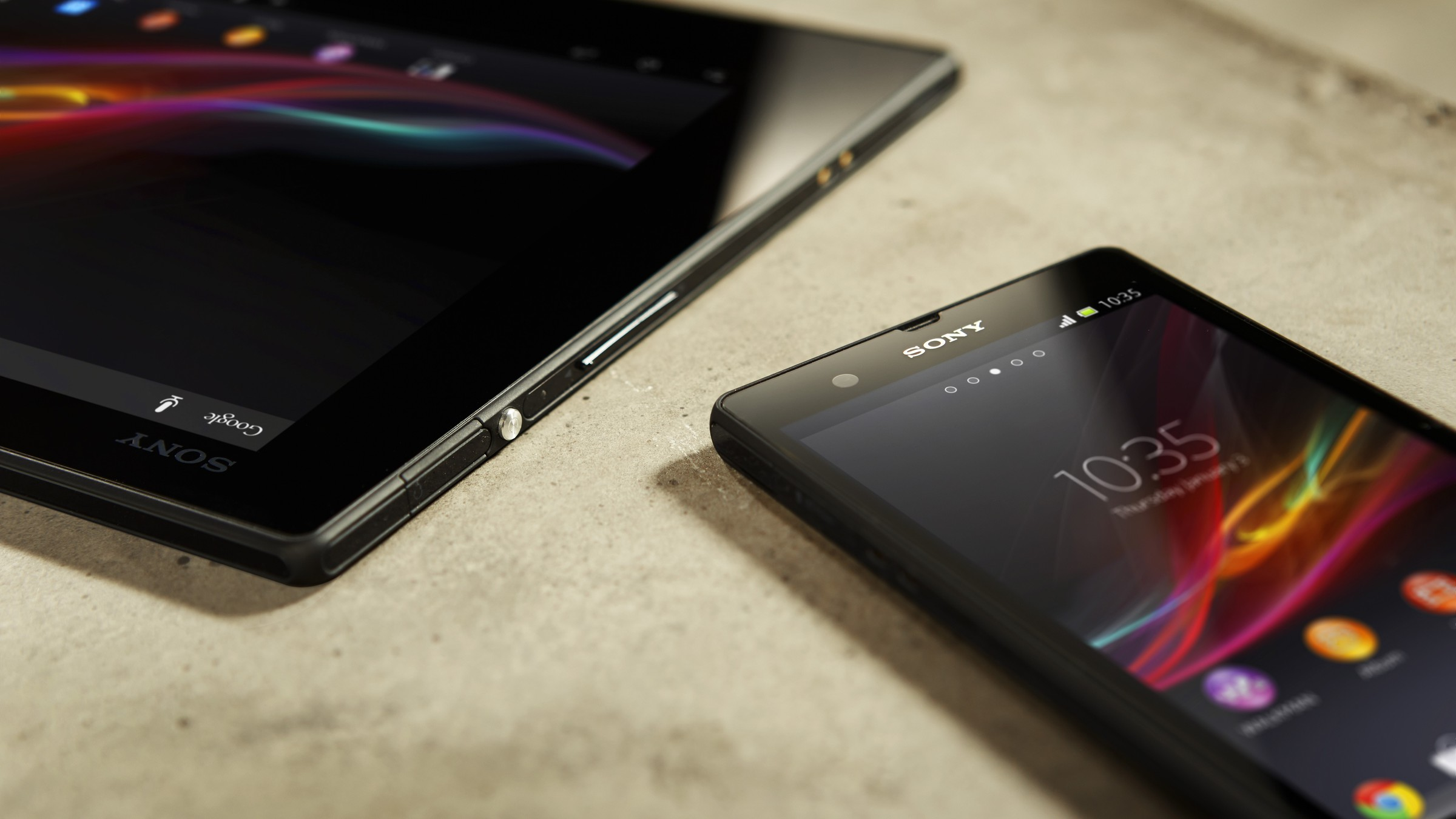 Sony Technology Tablets Xperia Tablet Z Wallpaper