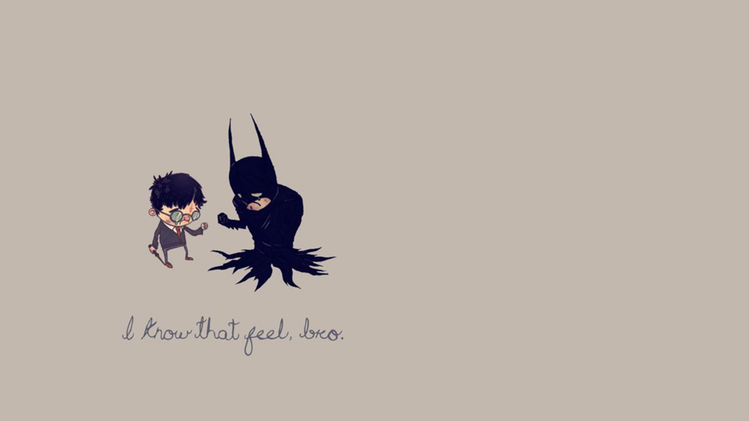 Download Wallpaper Harry Potter Animated - batman-minimalistic-text-humor-harry-potter-crossovers-2400x1350-wallpaper  Image_15281.jpg