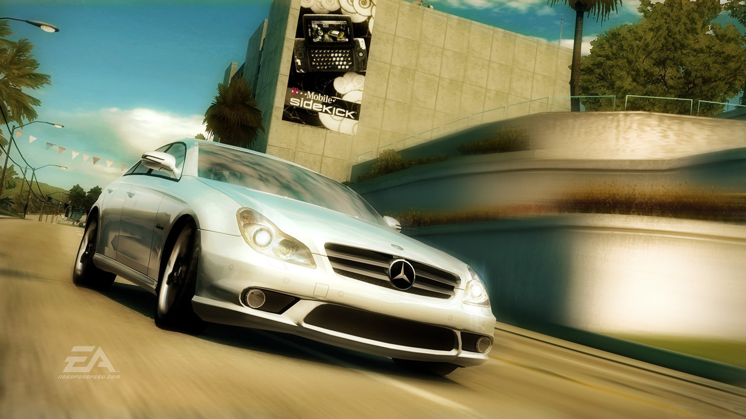 Mercedesbenz need for speed undercover cars games for Mercedes benz games