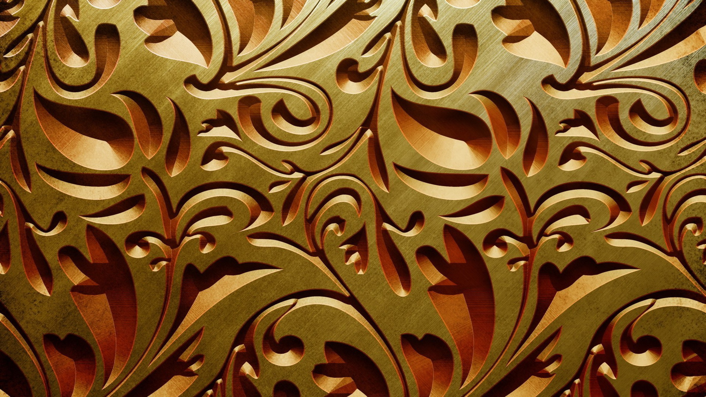 download textures gold floral -#main
