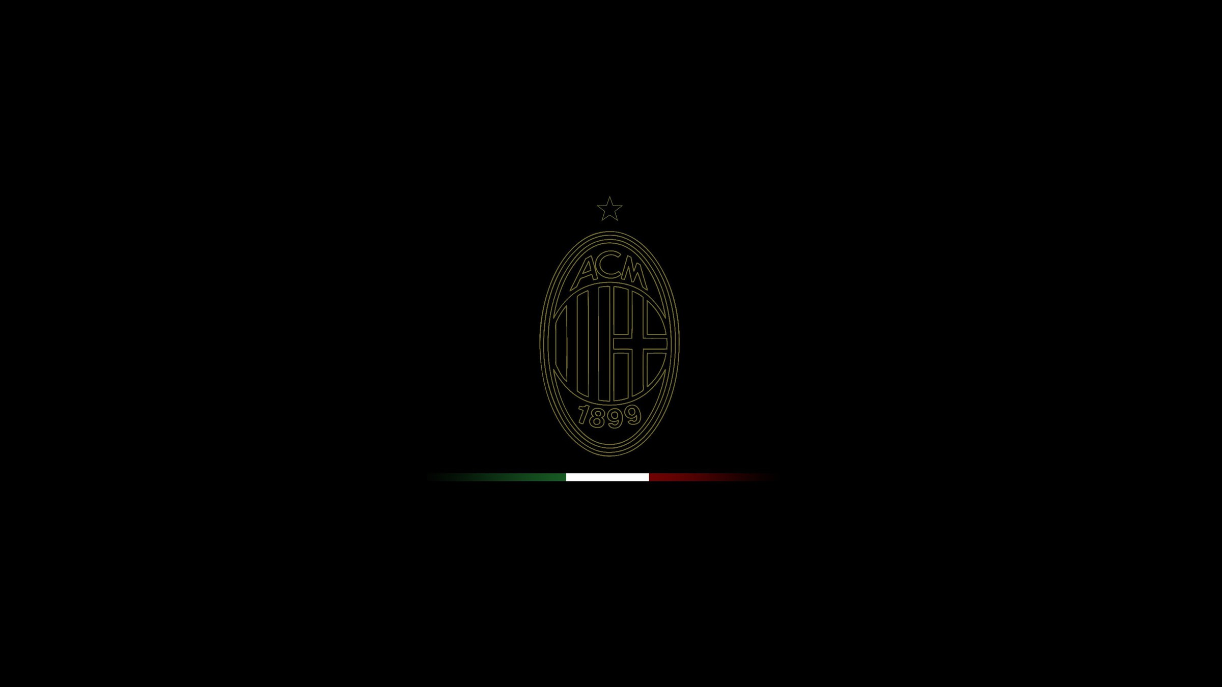 Hd wallpaper ac milan - Hd 16 9 2400x1350 2048x1152
