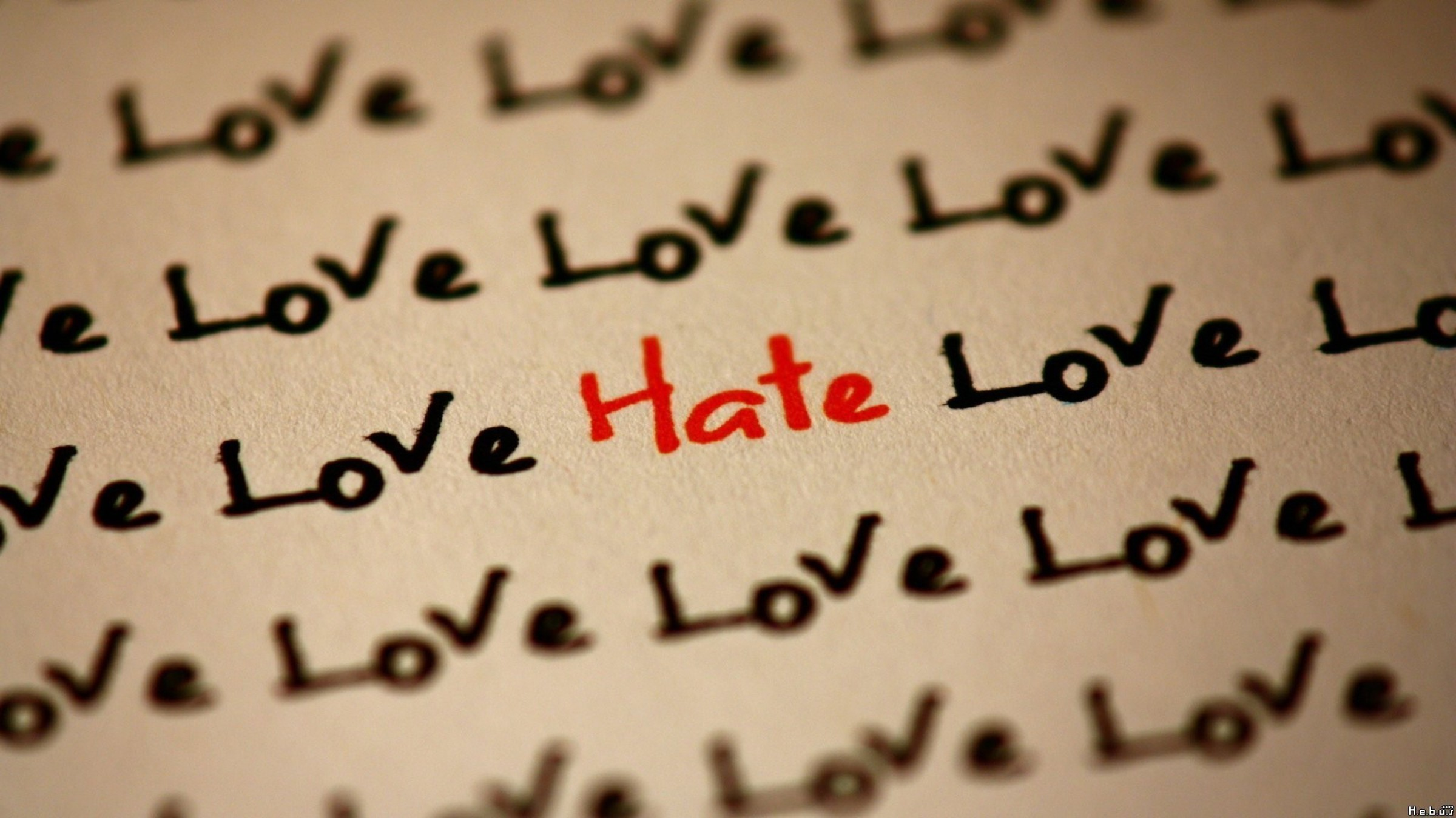 Love Quotes Text: Hate Love Quotes Text Wallpaper