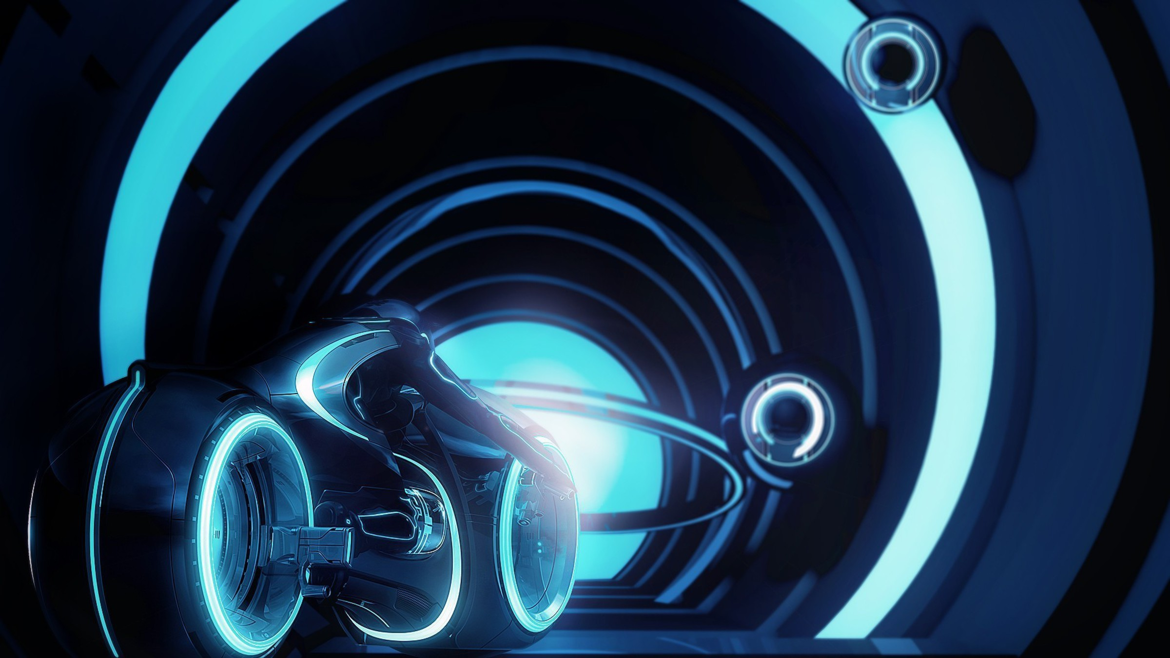 Tron Legacy Computers Movies Science Fiction Wallpaper
