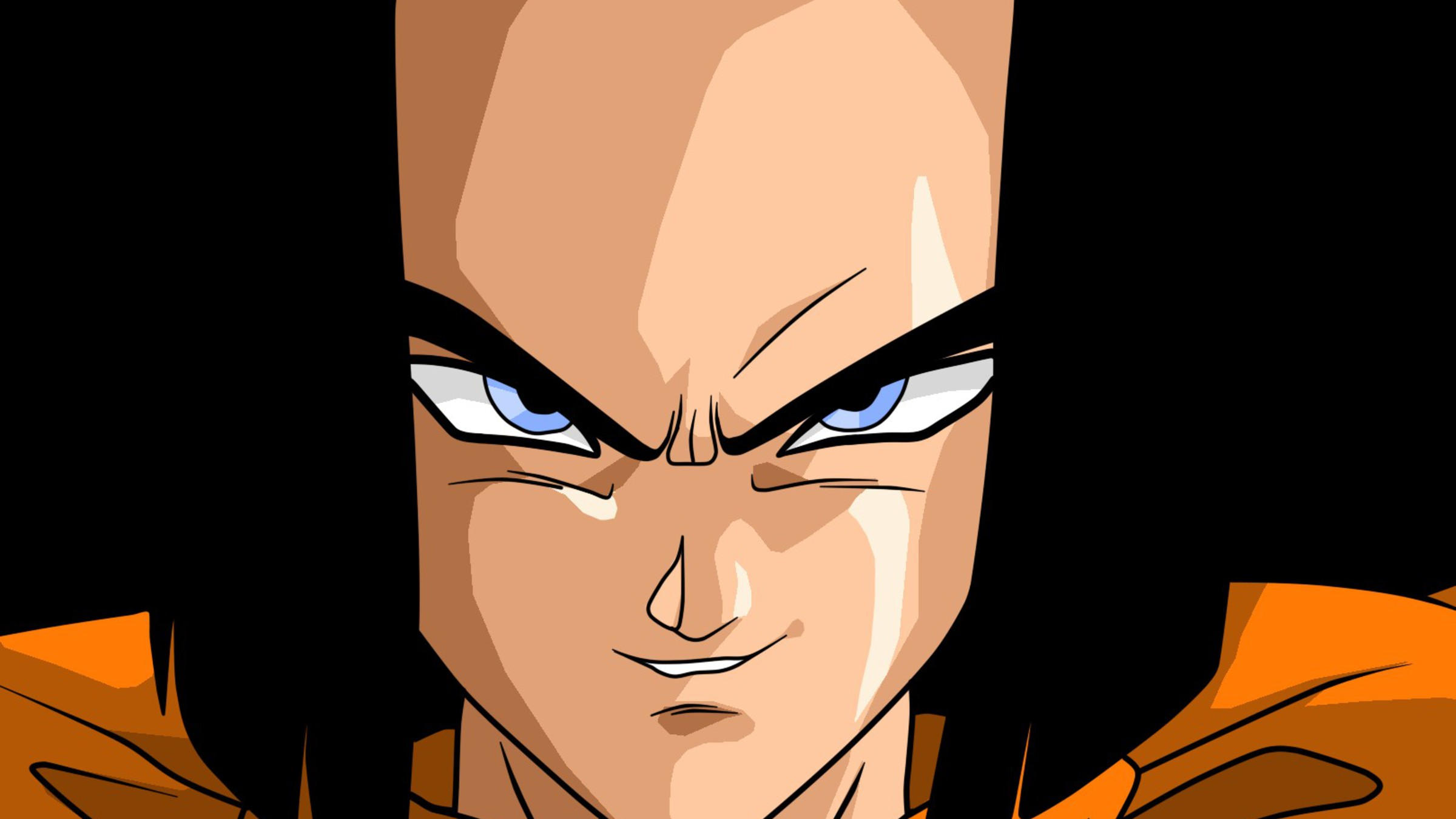 Dragon Ball Z Hd Wallpaper For Android: Android Dragon Ball Z Gt One Wallpaper
