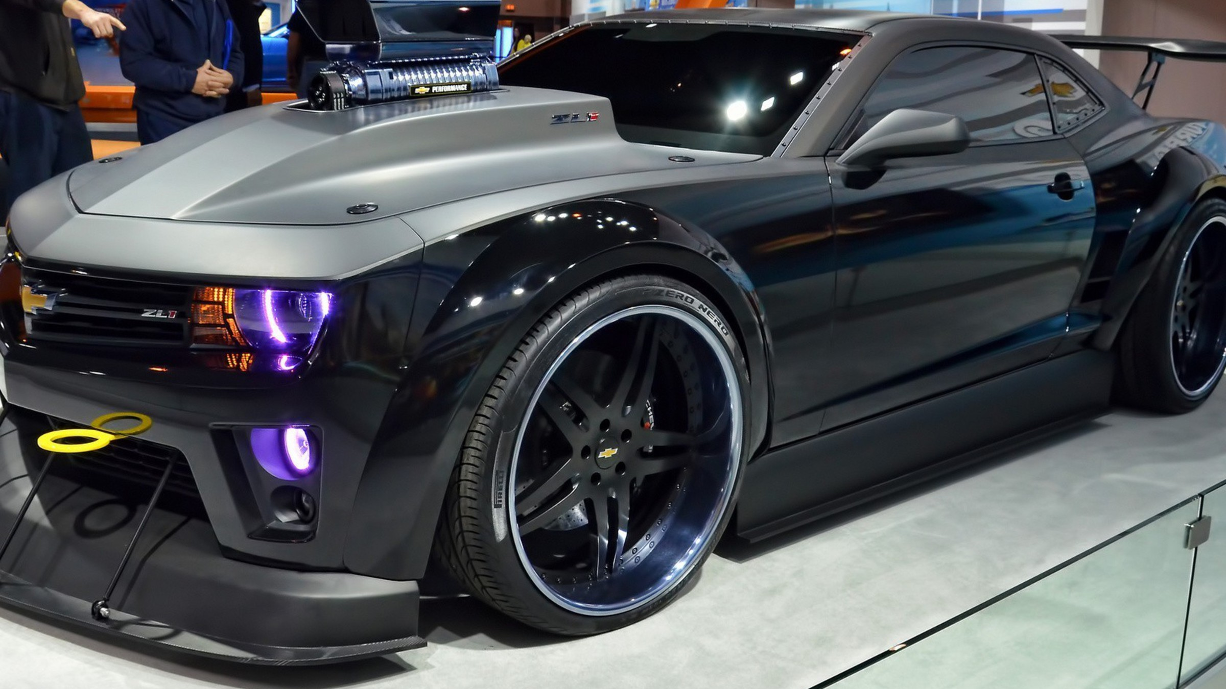 Chevrolet Camaro Zl1 Muscle Cars Vehicles Wallpaper