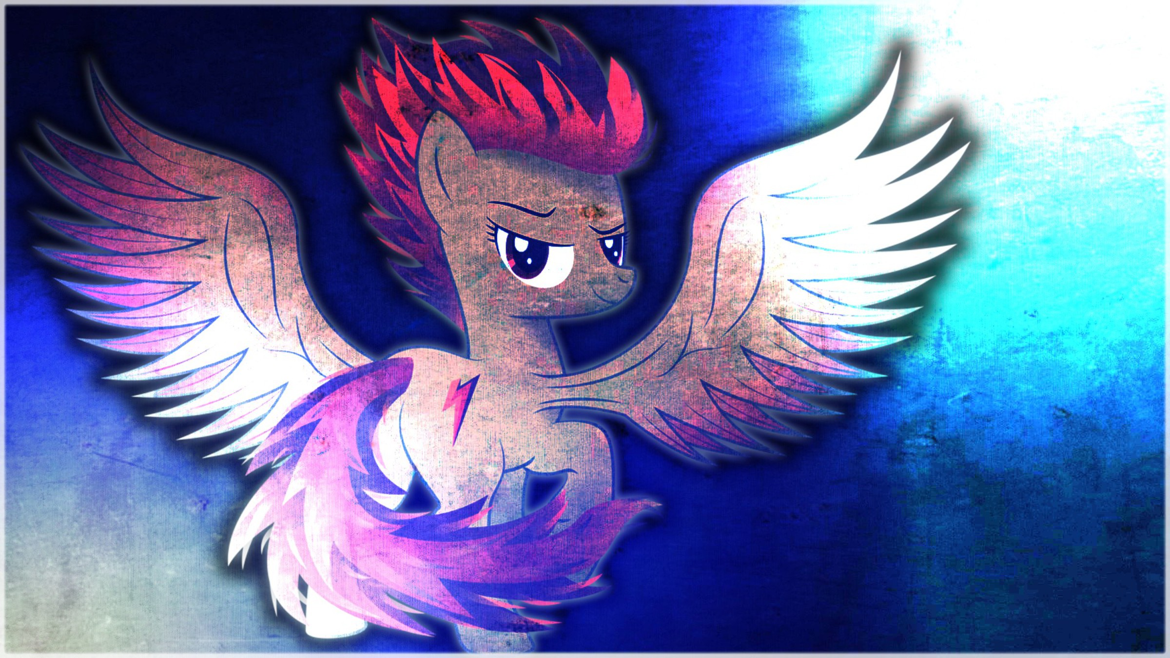 Pony Friendship Is Magic Spitfire Mlp Character Wallpaper