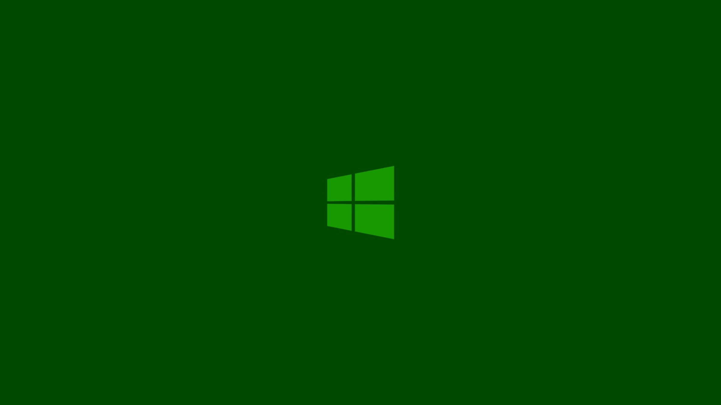 green-minimalistic-metro-windows-8-clean-logo-2400x1350-wallpaper