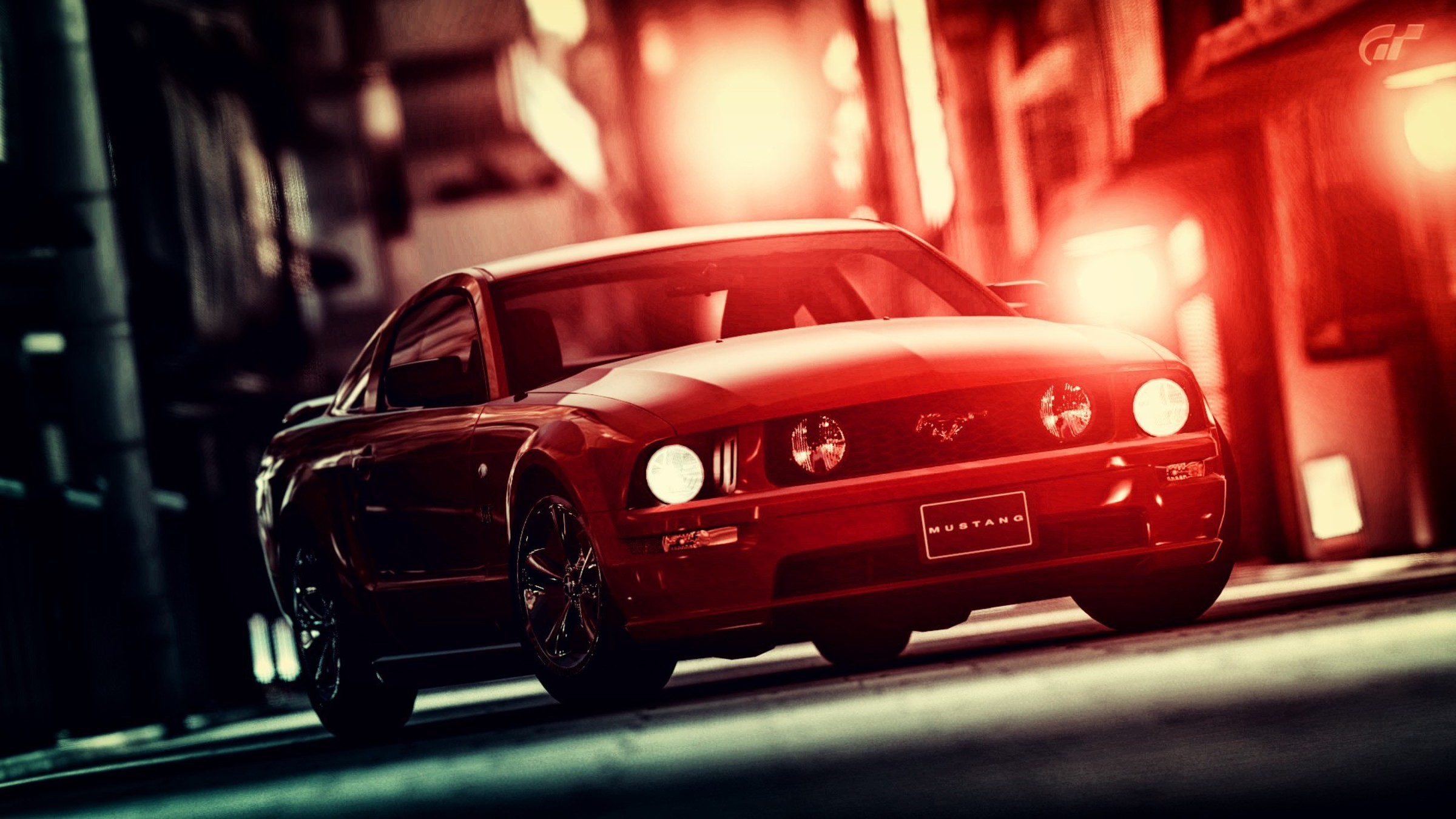 Video Games Cars Ford Mustang Races Wallpaper Allwallpaper In