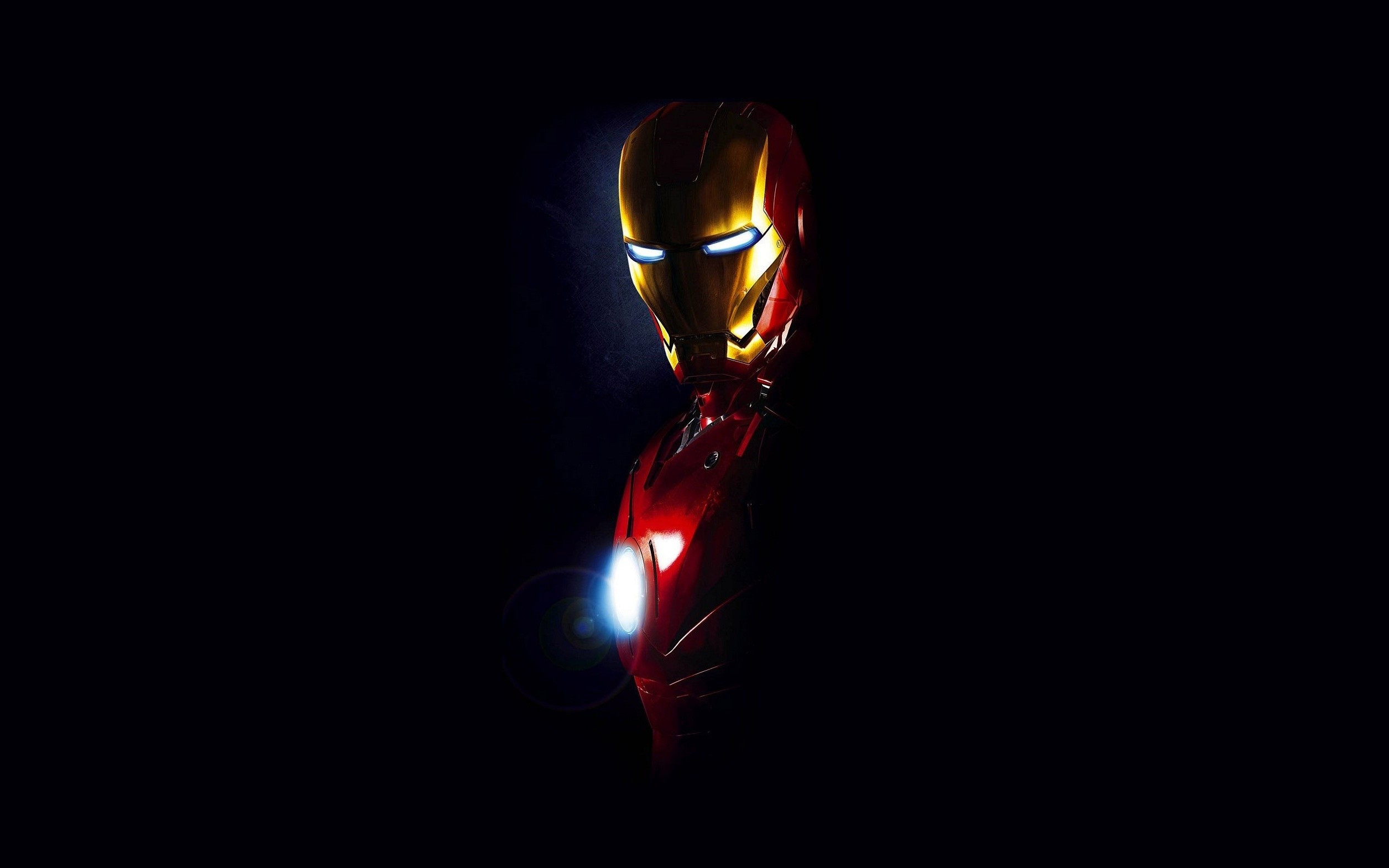 Iron man 2 films fond noir papier peint - Iron man 2 telecharger ...