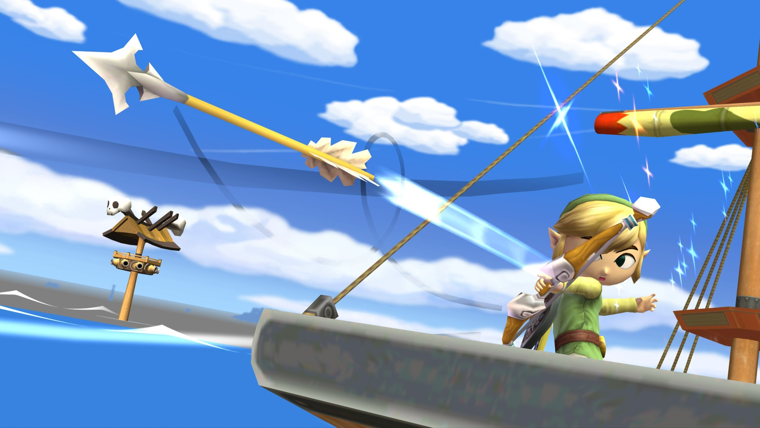 The legend of zelda zelda: wind waker wallpaper