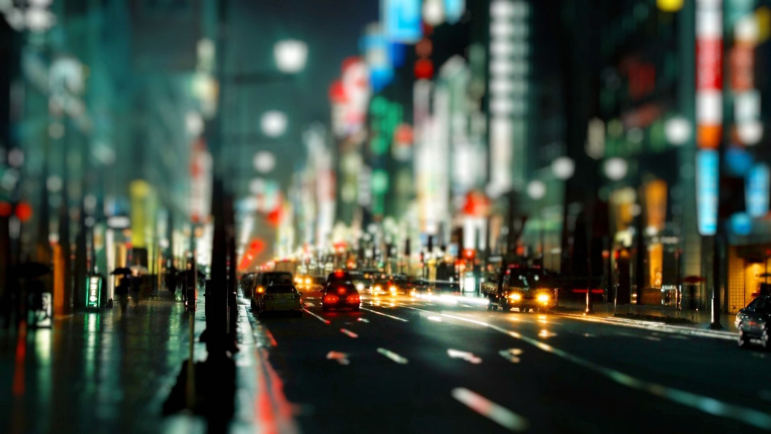Download Wallpaper Night City Street - bokeh-city-lights-cityscapes-night-streets-2560x1440-wallpaper  You Should Have.jpg