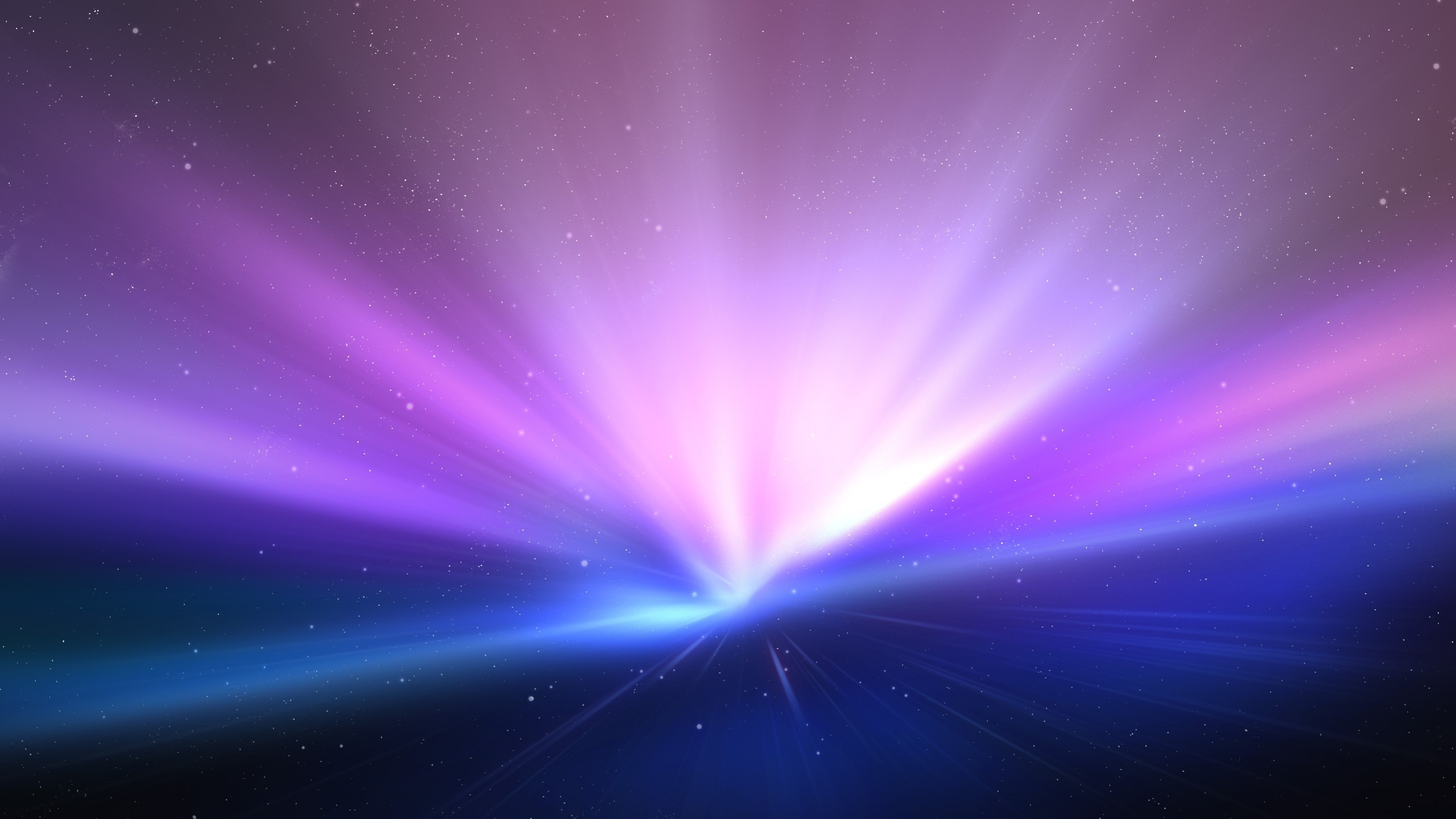 Purple Outer Space Wallpaper