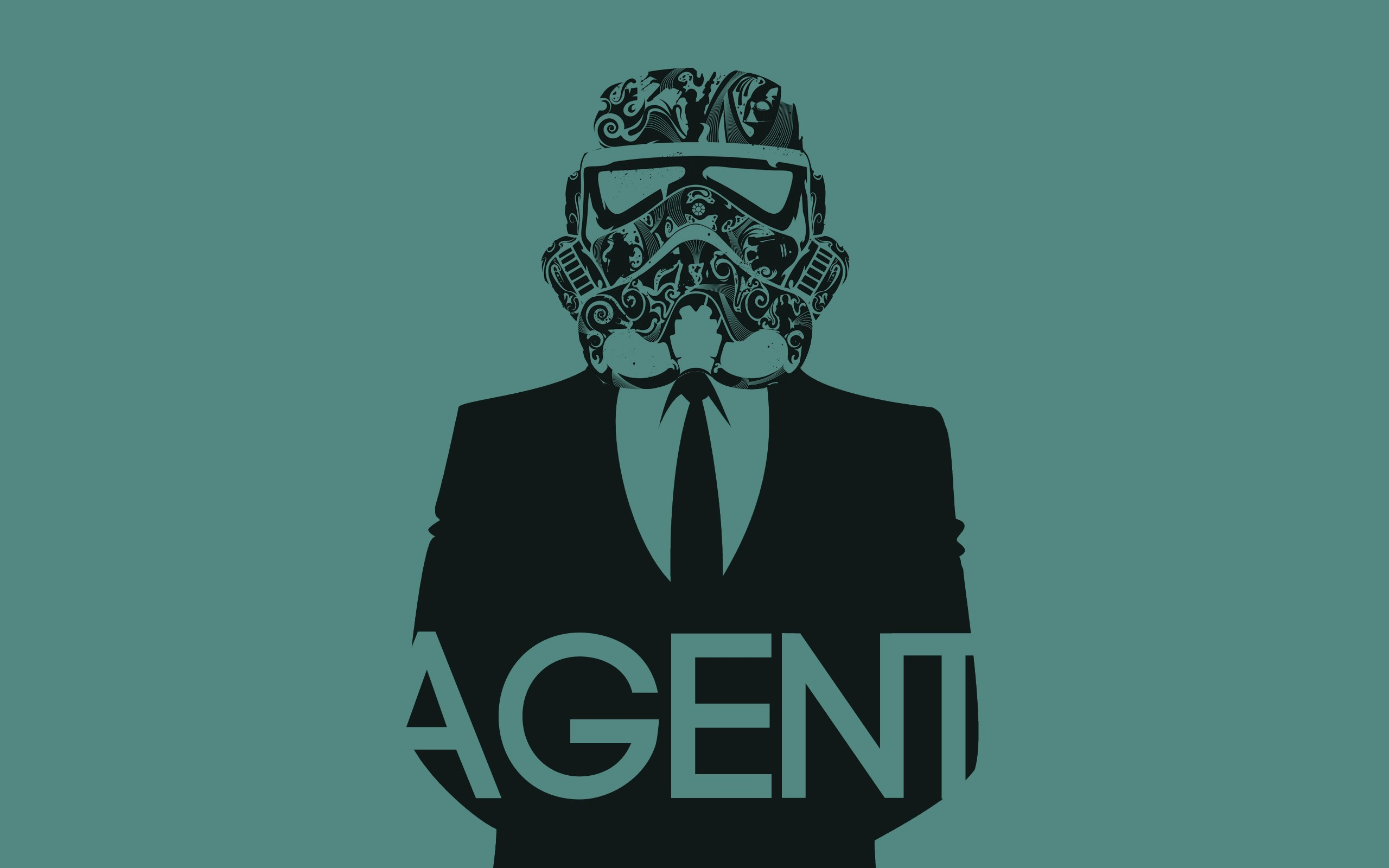 Star Wars Agent Stormtroopers Wallpaper