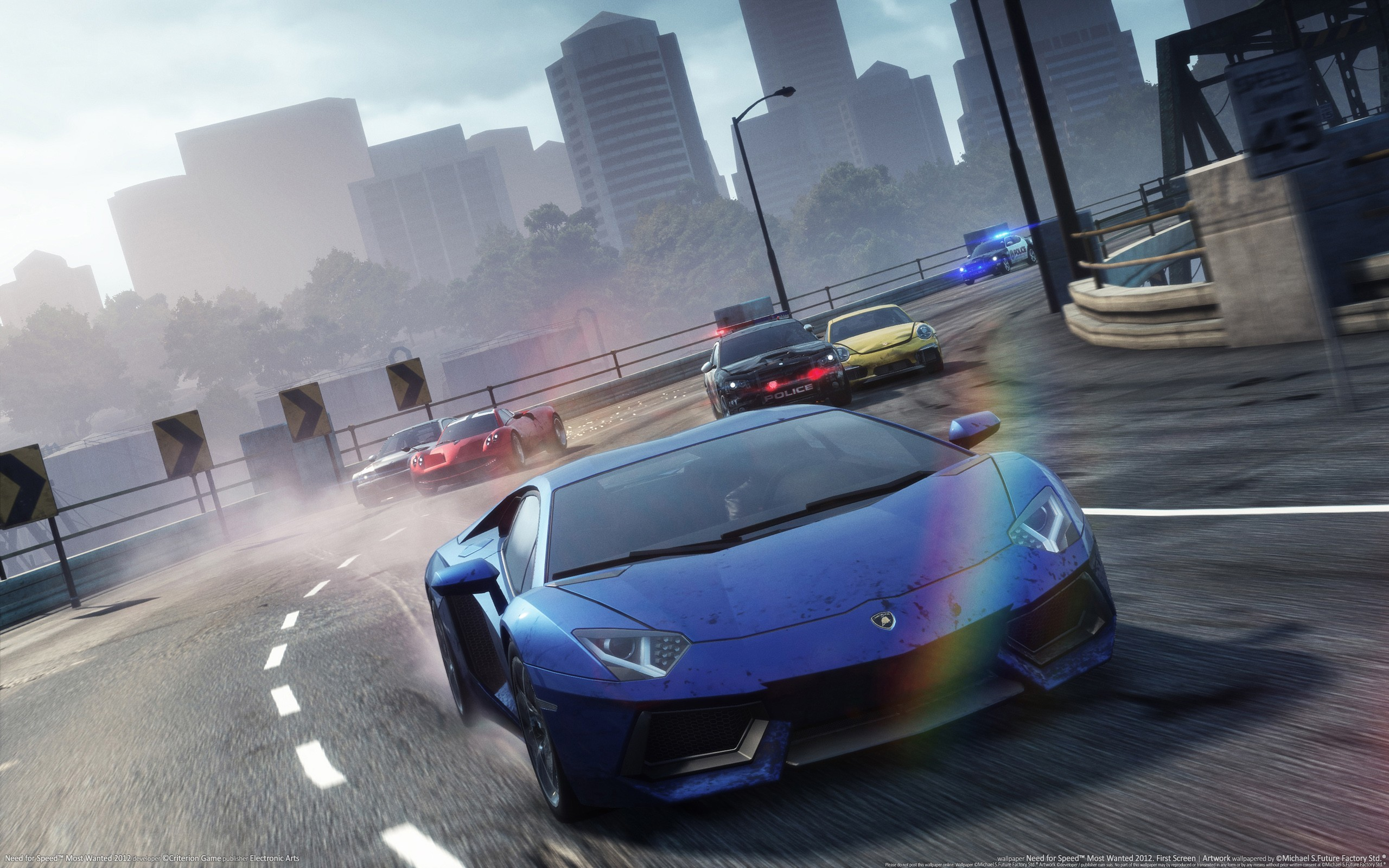 video games need for speed most wanted wallpaper | allwallpaper.in