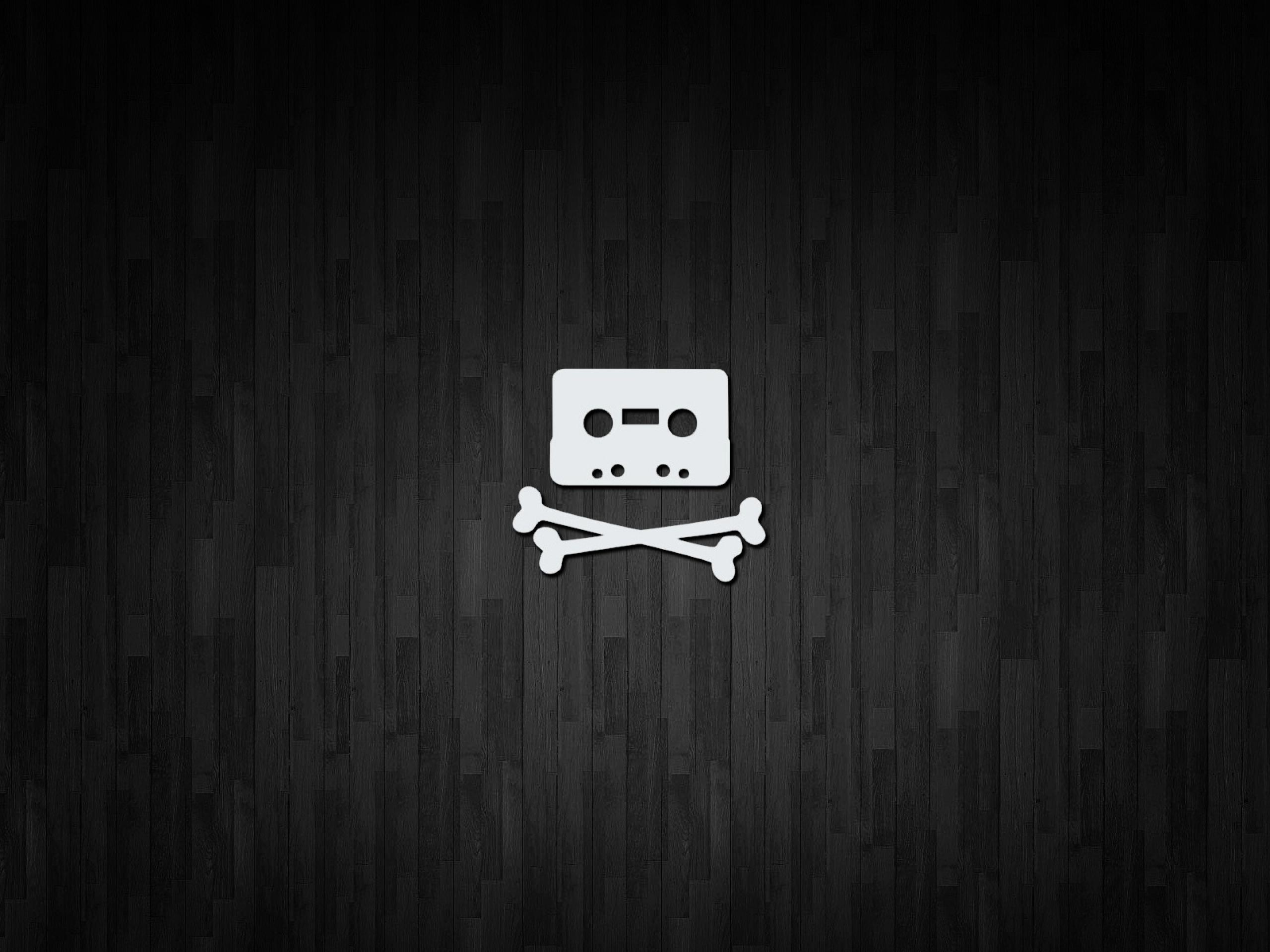 Most Inspiring Wallpaper Music Logo - home-taping-is-killing-music-black-bones-piracy-2560x1920-wallpaper  Perfect Image Reference_188423.jpg