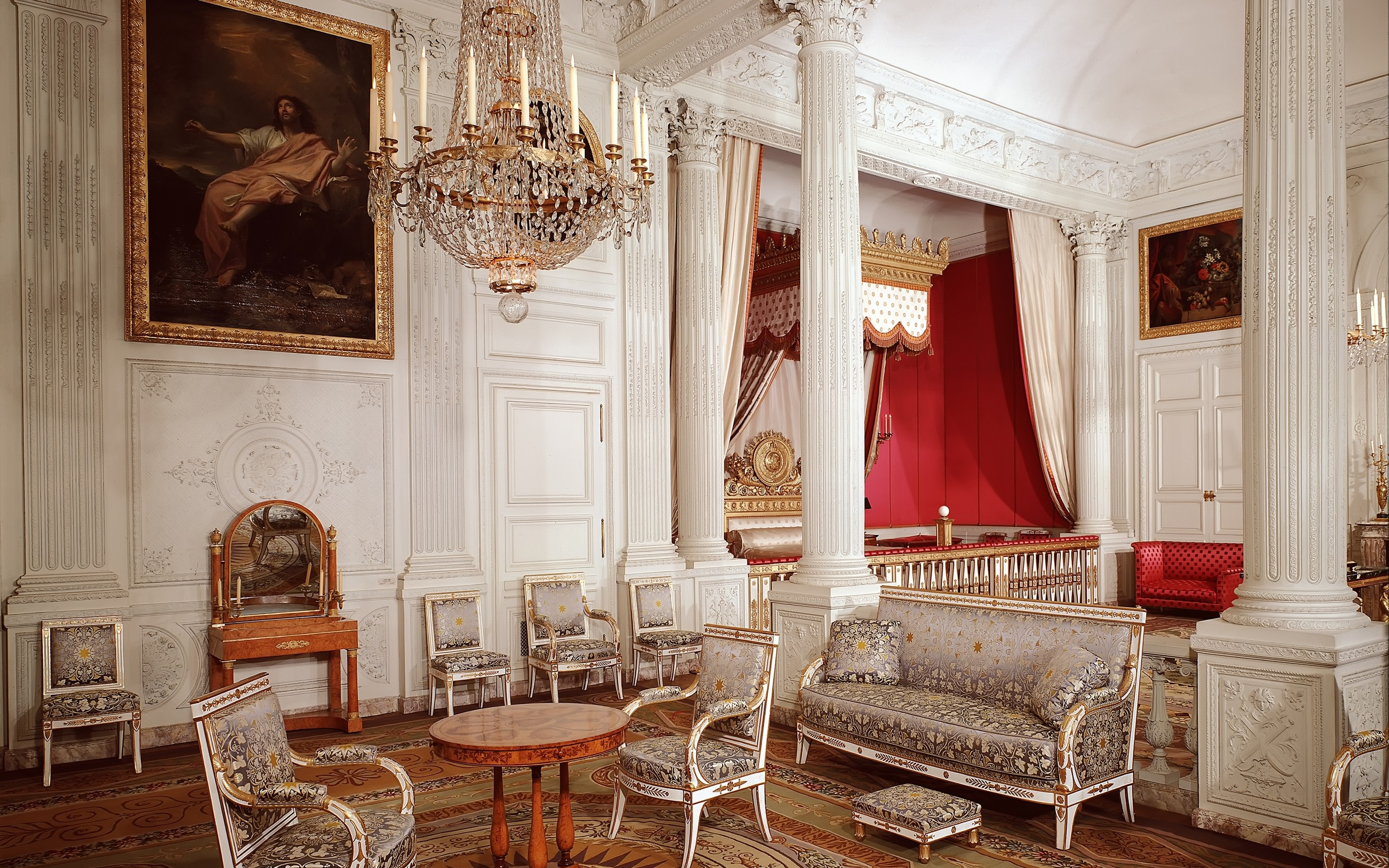 Schloss Versailles interior wallpaper | AllWallpaper.in #5700 | PC | de