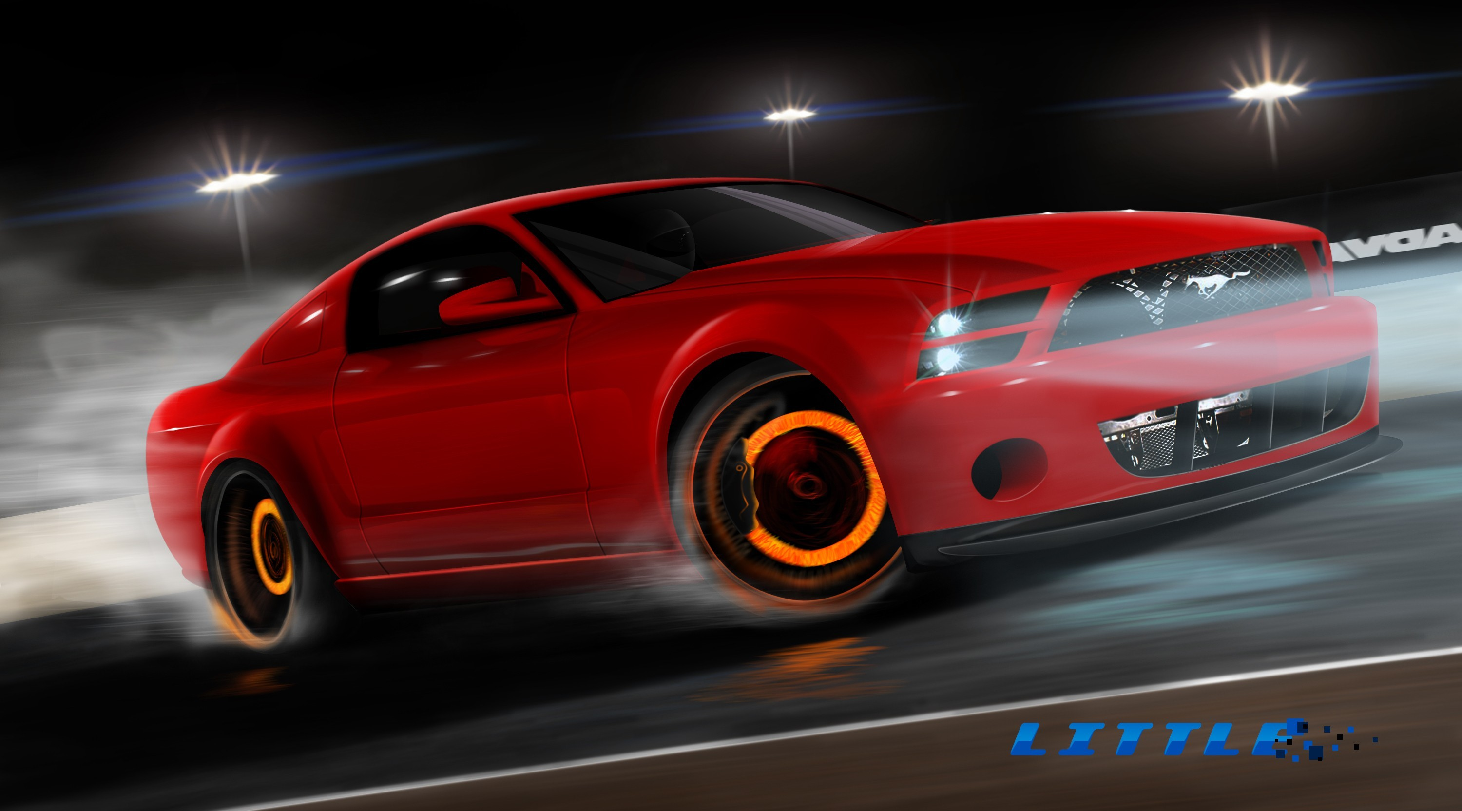 Ford Mustang Shelby Gt American Car Muscle 50 Wallpaper