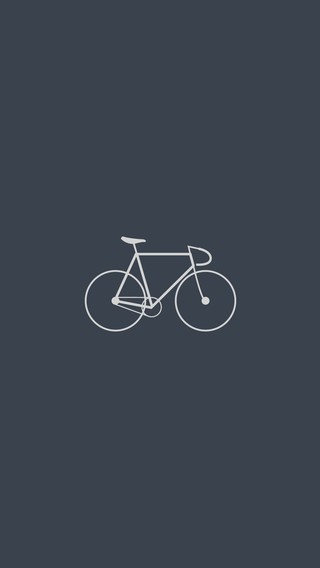 simple bike art 1080p - photo #2