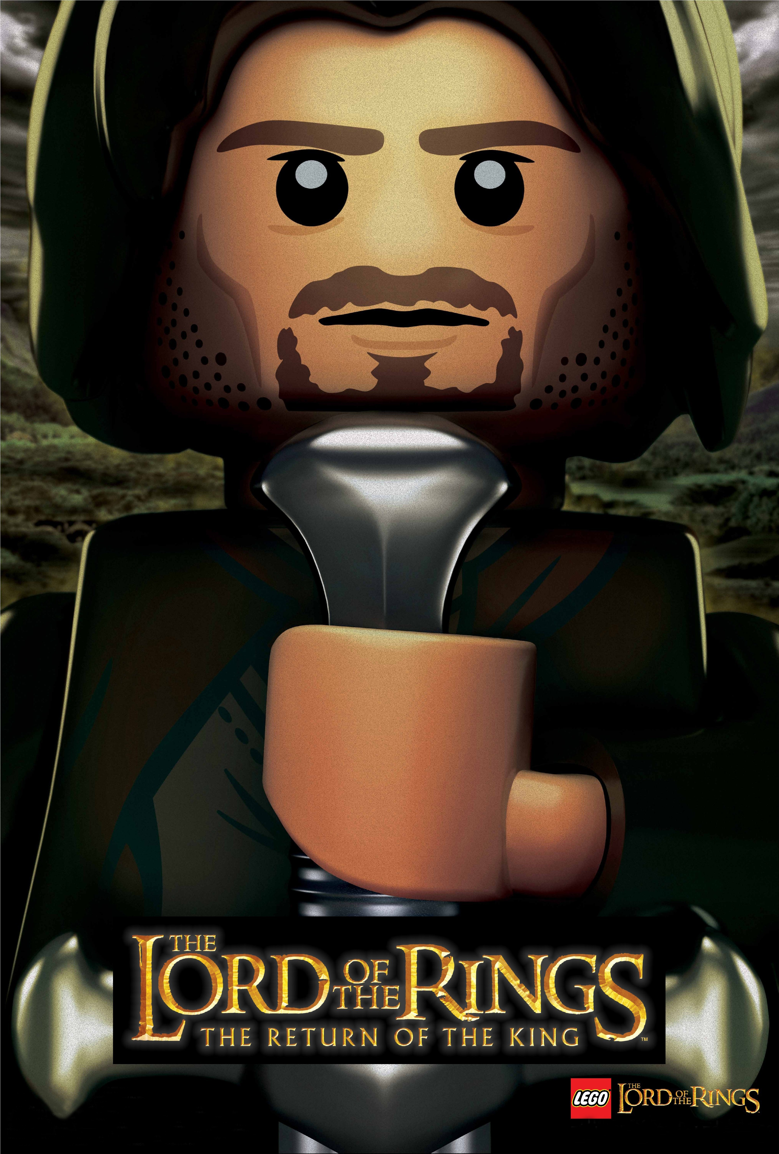Elessar Lego The Lord Of Rings Legos Wallpaper