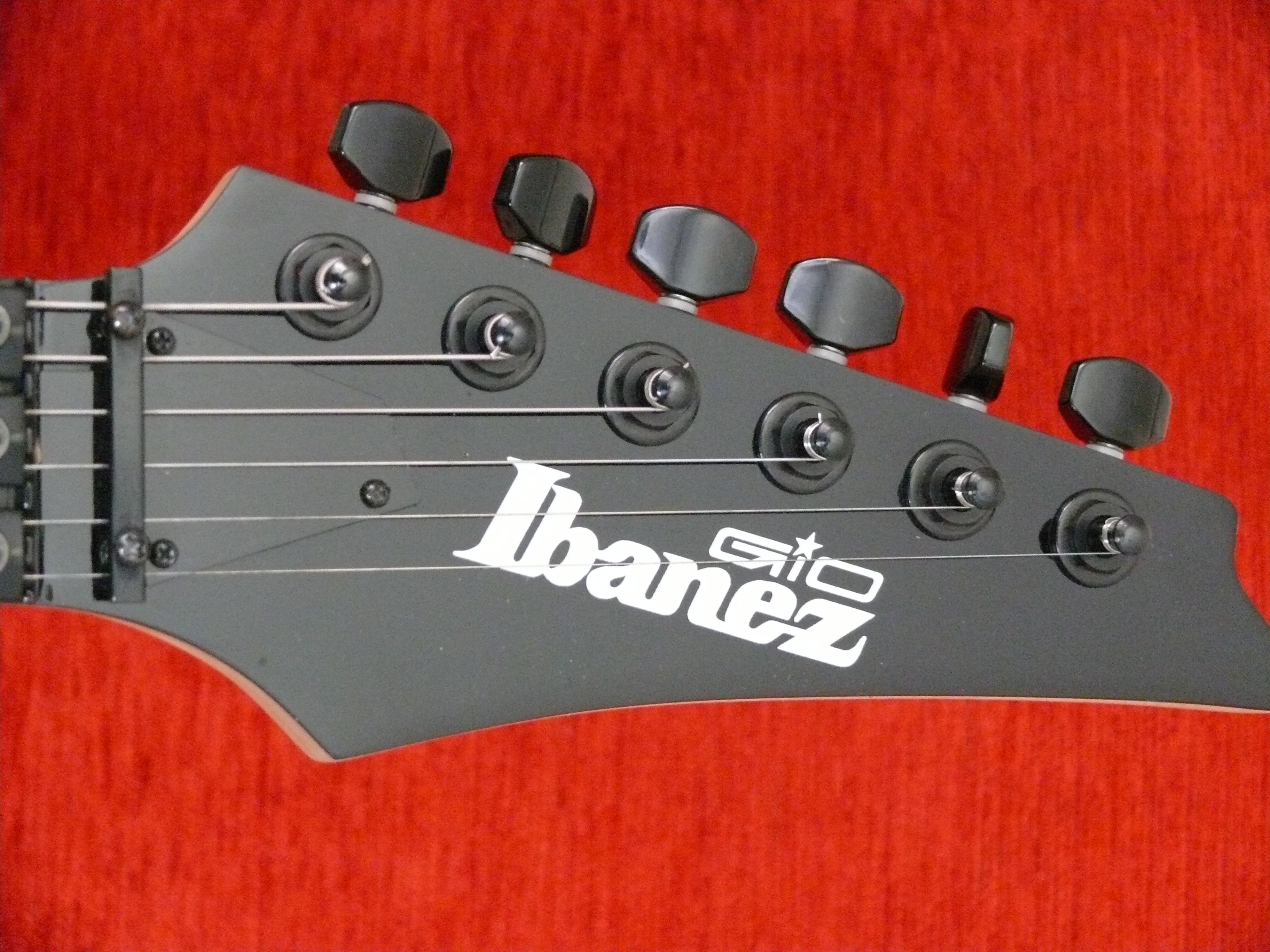 top ibanez red wallpapers