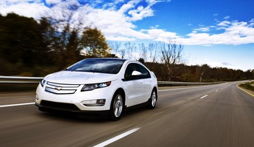 Chevrolet hybrid volt electric car general motors HD wallpaper
