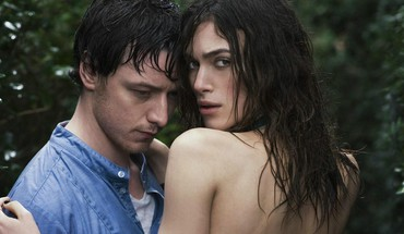Keira knightley atonement james mcavoy 2007 HD wallpaper