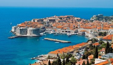 Croatie crysis Dubrovnik mer nature  HD wallpaper