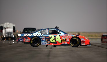 Jeff Gordon Speedhunters de nascar volent les voitures de course  HD wallpaper