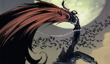Spawn comics image HD wallpaper