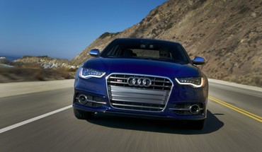 Audi s6 2014 HD wallpaper