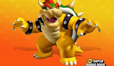 Bowser new super mario bros  HD wallpaper