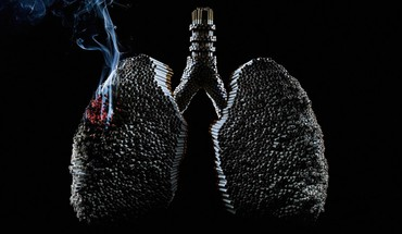 Smoking digital art artwork lungs cancer HD wallpaper
